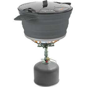 Sea to Summit X-Pot 2,8l, grey